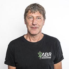 ABR Messtechnik Team Dieter Brien