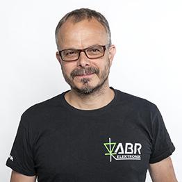 ABR Messtechnik Team Frank Arnold