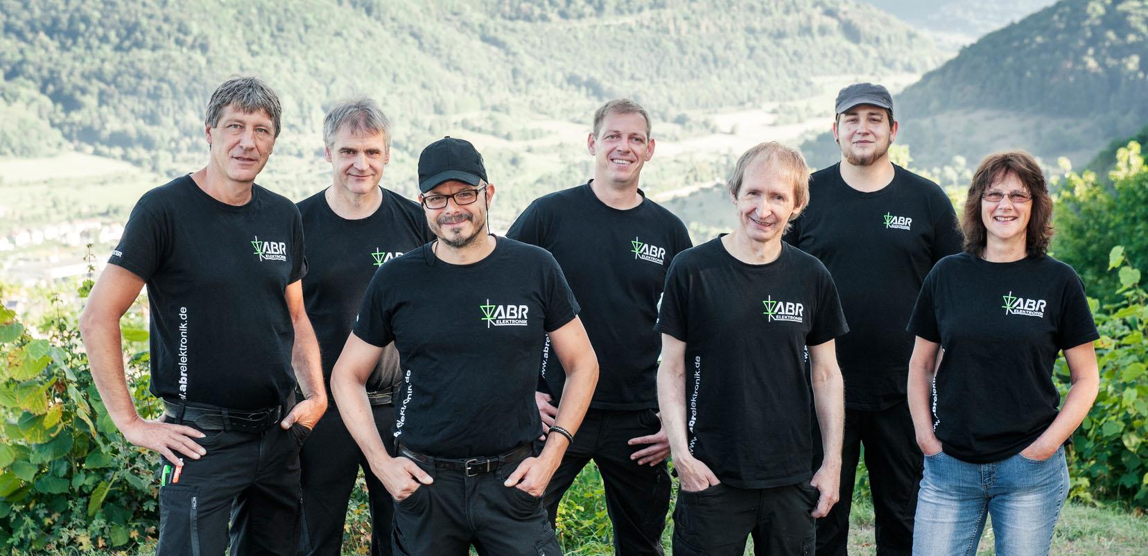 ABR Messtechnik Team