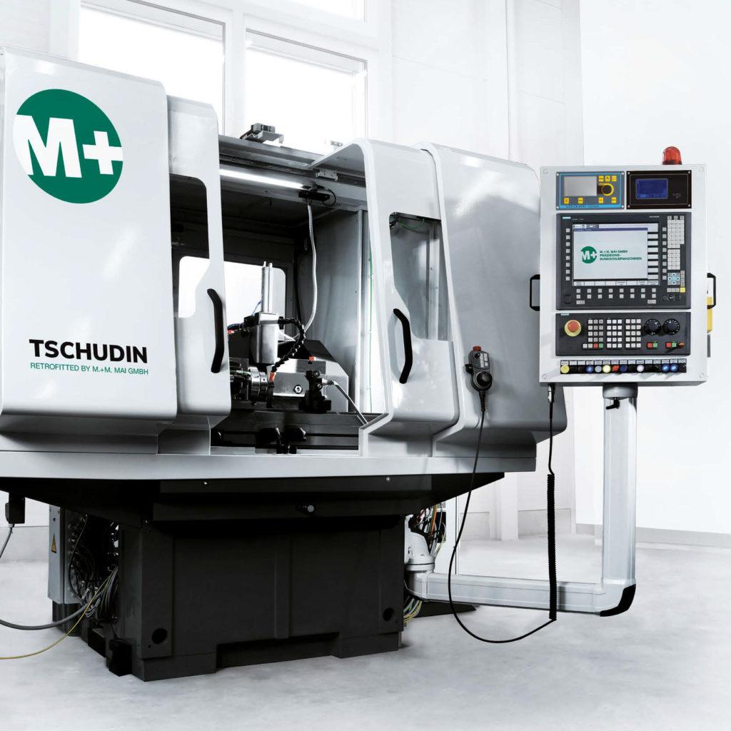 CNC-Rundschleifmaschine HTG 310 CNC